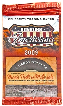 2009 Donruss Americana Retail 24-Pack Lot