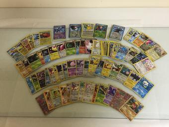 Pokemon ~200 foil lot - tons of value!
