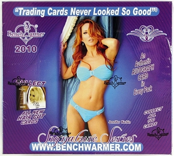 BenchWarmer Signature Series Hobby Box (2010)