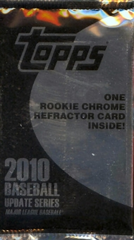 2010 Topps Update Baseball Rookie Topper Pack