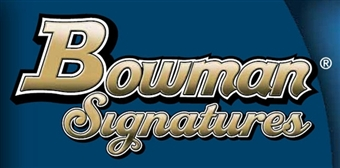 2012 Bowman Signatures Football Hobby Pack