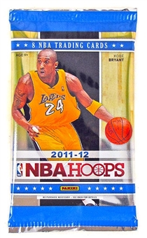 2011/12 Panini NBA Hoops Basketball Hobby Pack
