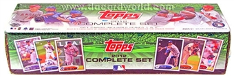 2012 Topps Factory Set Baseball Holiday (Box) Set