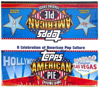 2011 Topps American Pie Trading Cards Hobby Box