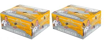 2012 Upper Deck Soccer Retail 36-Pack Box - (Lot of 2)