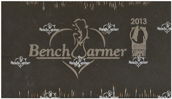 BenchWarmer Industry Summit Limited Edition Black Box (2013)
