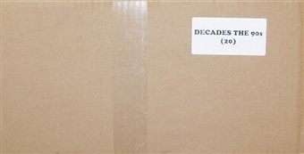 2013-14 In The Game Decades - The 90's Hockey Hobby 20-Box Case