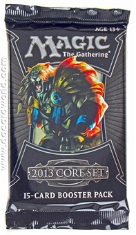Magic the Gathering 2013 Core Set Booster Pack
