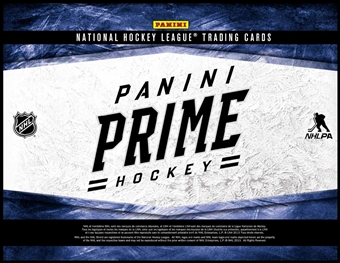 2012/13 Panini Prime Hockey Hobby Case - DACW Live Random Team Break