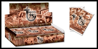 2013 Topps 75th Anniversary Hobby 8-Box Case (Presell)