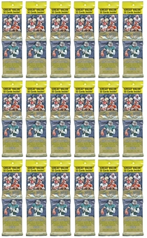 2013 Upper Deck Football Retail Fat Pack Box (18ct)