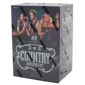2014 Panini Country Music Blaster Box