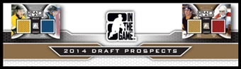 2014/15 In The Game Draft Prospects Hockey Hobby 20-Box Case