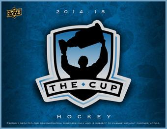 2014/15 Upper Deck The Cup Hockey Hobby Box (Presell)
