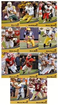 2015 Leaf Draft Football 11-Card Rookie Set (Limited Edition)