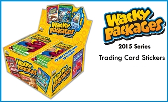 Wacky Packages Collector's Edition Hobby Box (Topps 2015)