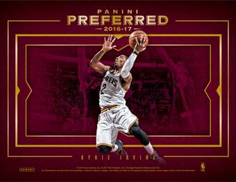 2016/17 Panini Preferred Basketball Hobby Box (Presell)