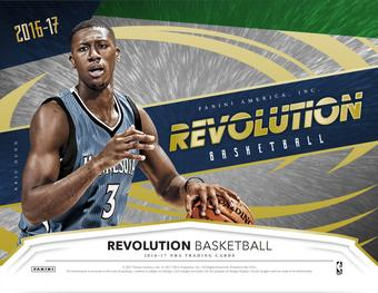 2016/17 Panini Revolution Basketball Hobby Box (Presell)