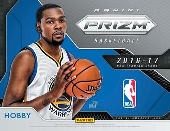 2016/17 Panini Prizm Basketball Hobby 12-Box Case (Presell)