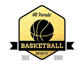 2016/17 Hit Parade Basketball Gold Series Box