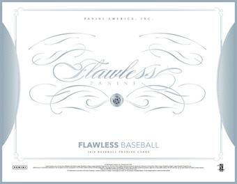 2016 Panini Flawless Baseball Hobby Box