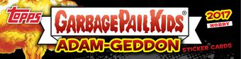 Garbage Pail Kids Series 1 Adam-Geddon Collector's Edition 8-Box Case (Topps 2017) (Presell)