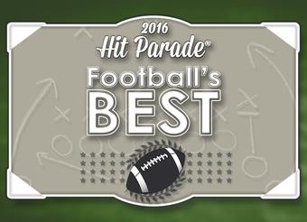 2016 Football's Best Hit Parade