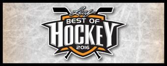 2015/16 Leaf Best Of Hockey Hobby Box (Presell)