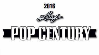 2016 Leaf Pop Century Hobby Box (Presell)