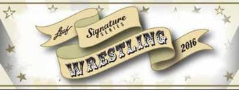 2016 Leaf Signature Series Wrestling Hobby 12-Box Case (Presell)