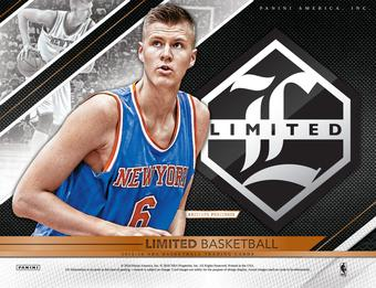 2015/16 Panini Limited Basketball Hobby 12-Box Case (Presell)