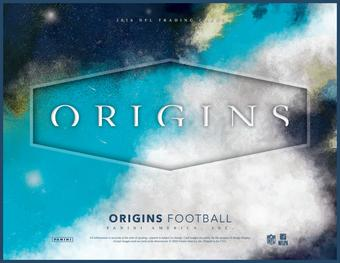 2016 Panini Origins Football Hobby Box (Presell)