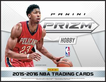 2015/16 Panini Prizm Basketball Hobby 12-Box Case (Presell)