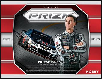 2016 Panini Prizm Racing Hobby 12-Box Case (Presell)