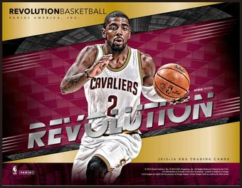 2015/16 Panini Revolution Basketball Hobby Pack
