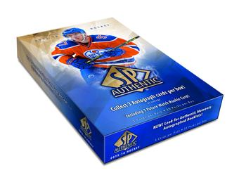 2015/16 Upper Deck SP Authentic Hockey Hobby Box (Presell)