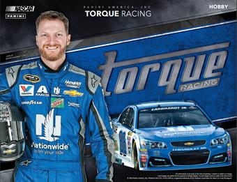 2016 Panini Torque Racing Hobby 8-Box Case (Presell)