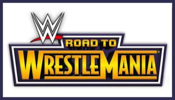 2016 Topps WWE Road to Wrestlemania Wrestling Hobby Box (Presell)