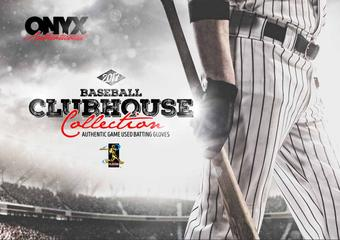 2017 Onyx Clubhouse Collection Baseball Hobby Box (Presell)