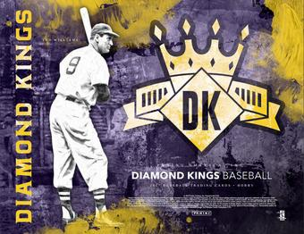 2017 Panini Diamond Kings Baseball Hobby 12-Box Case (Presell)