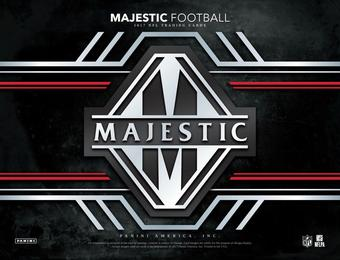 2017 Panini Majestic Football Hobby Box (Presell)