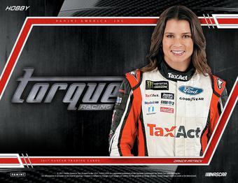 2017 Panini Torque Racing Hobby 16-Box Case (Presell)