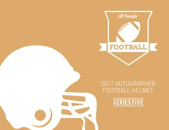 2017 Hit Parade Autographed Full Size Football Helmet -Series 5 - Joe Montana & Terry Bradshaw Dual Signed!!!