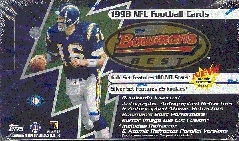 1998 Bowman's Best Football Hobby Box