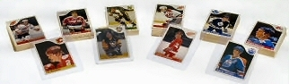 1985/86 O-Pee-Chee Hockey Complete Set (NM-MT)