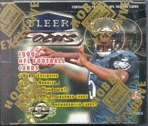 1999 Fleer Focus Football Hobby Box