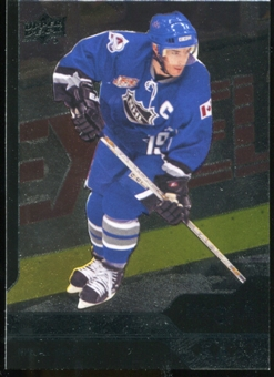 2013-14 Upper Deck Black Diamond #209 Joe Sakic AS