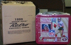 1999 Upper Deck Retro Football Hobby Box