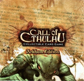 Fantasy Flight Call of Cthulhu Arkham Starter Box