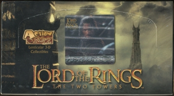 Lord of the Rings The Two Towers Action Flipz Hobby Box (Artbox)
